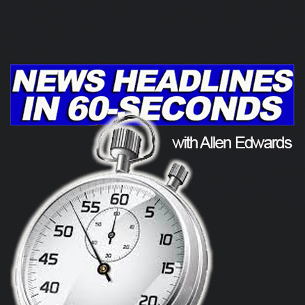 news in 60-seconds