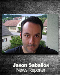 Jason Saballos News Reporter